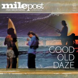 Outer Banks Milepost Spring 2020